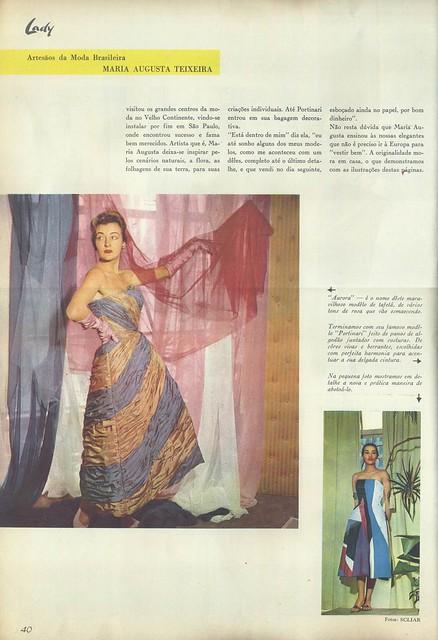 Lady, Nº 5, Fevereiro 1957 - 41