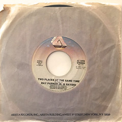 RAY PARKER JR. & RAYDIO:TWO PLACES AT THE SAME TIME(JACKET A)