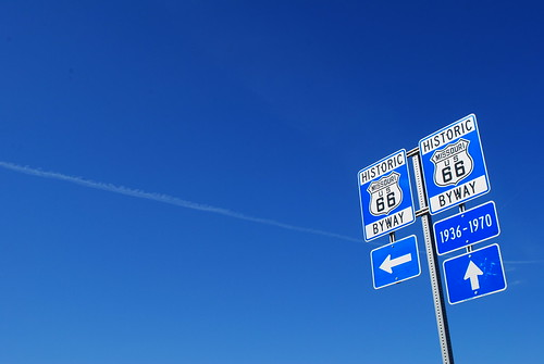 What Waits Along Route 66