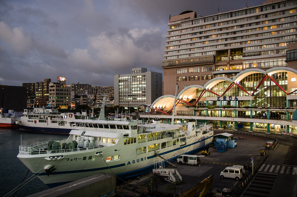 Tomari Port, Naha, Okinawa