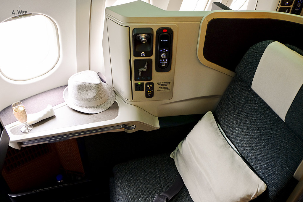 Long-haul Business class seat