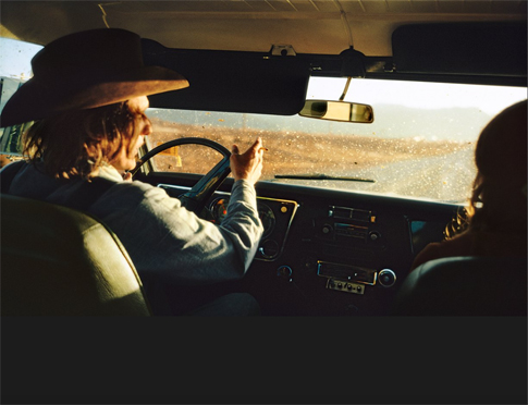 16i19 Dennis Hopper, William Eggleston Uti 485