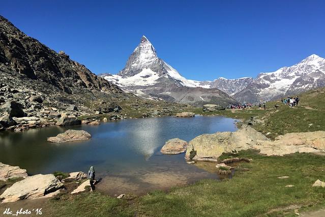 Riffelsee, Matterhorn