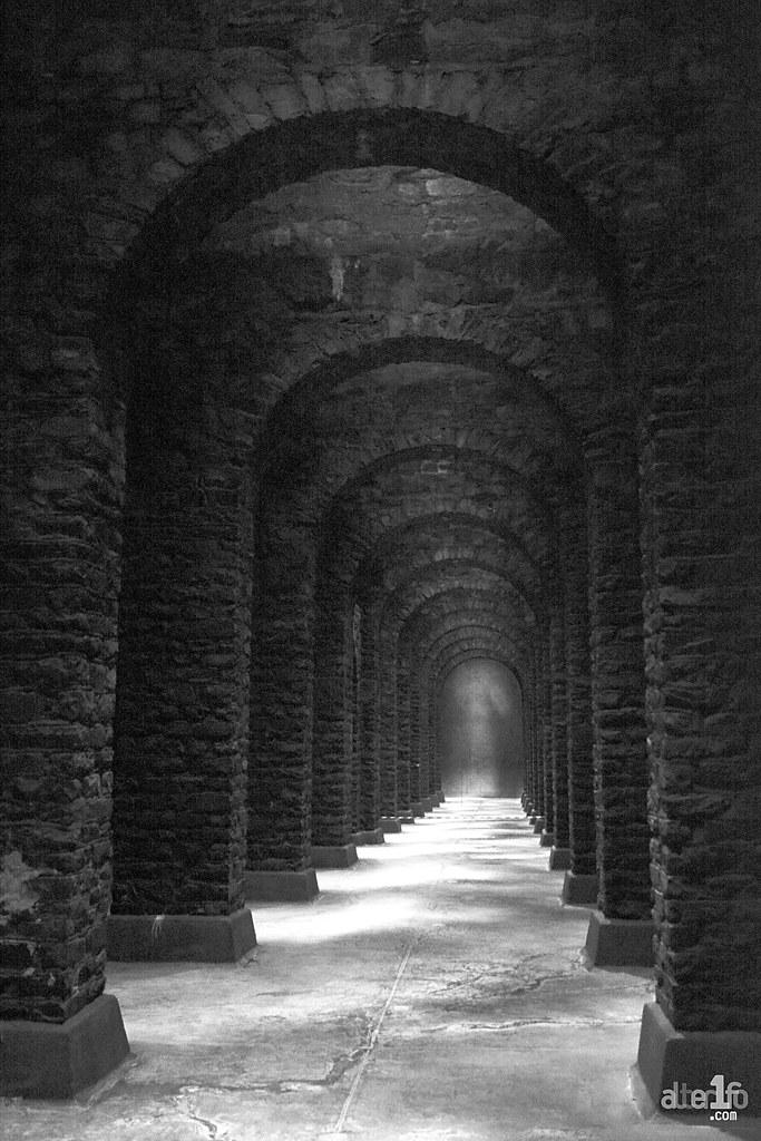 [18 Septembre 2016] - Un jour, une photo... Une cathédrale souterraine dévoilée ouverte au public