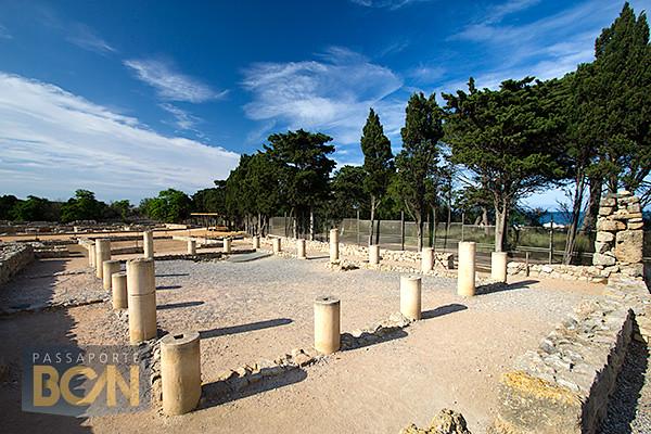 ruínas de Empúries, Girona