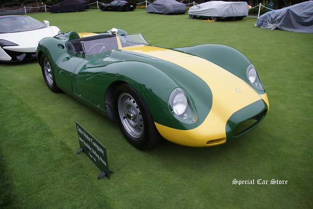 Lister Knobbly Stirling Moss by Lister Motor Company
