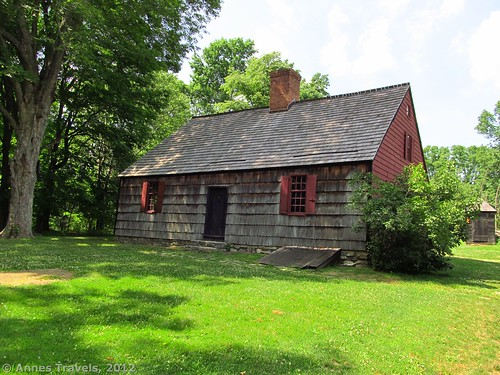 Wick House at Jockey Hollow, New Jersey