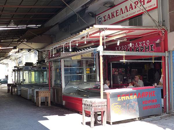 marché du Pirée