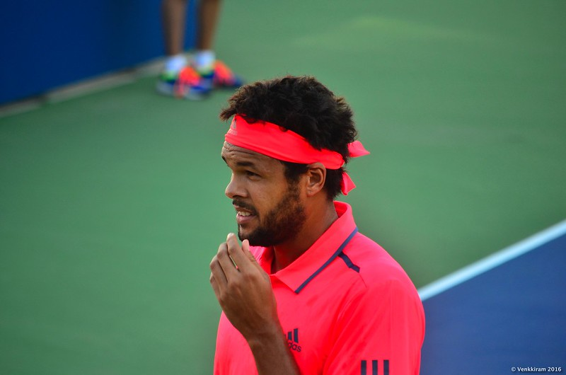 Jo-Wilfried Tsonga | by வெங்கி