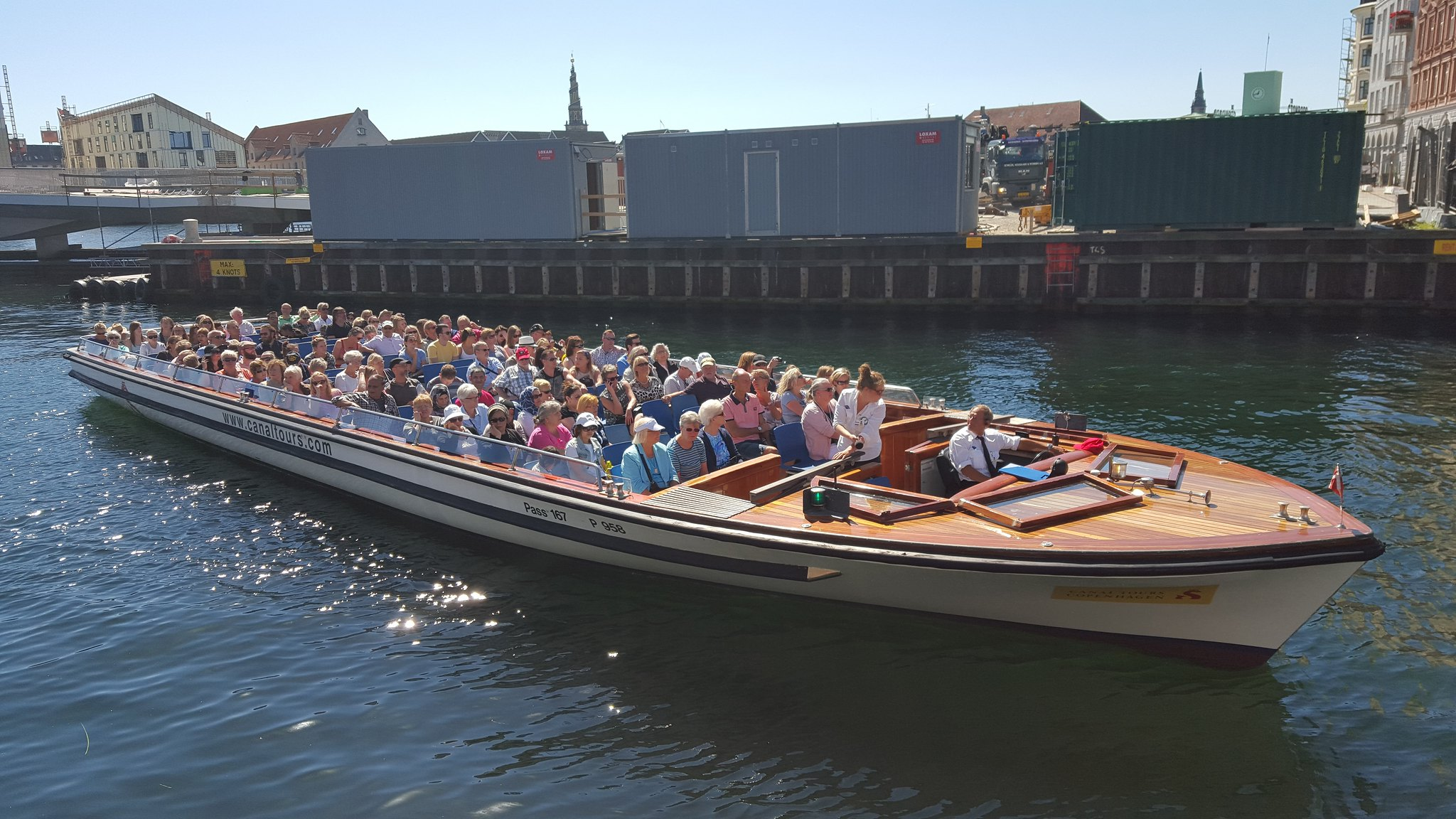 Copenhagen Sightseeing Boats