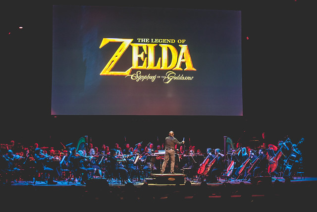 Zelda Symphony 2016