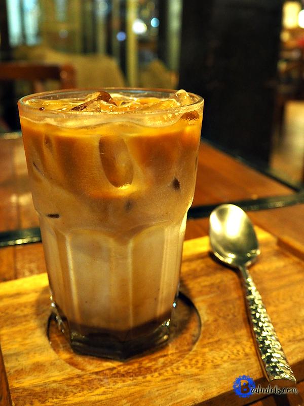 Coffee Empire Mocha