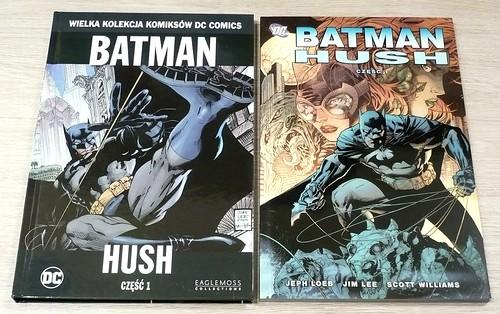 Wileka Kolekcja Komiksow DC Comics Tom 1 Hush 21