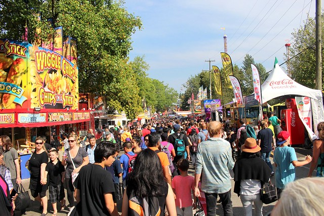 2016 PNE - Pacific National Exhibition, Vancouver, British Columbia