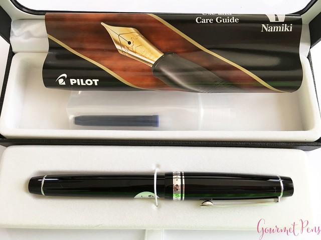 Review @PilotPenUSA Custom Heritage 912 Soft-Fine @GoldspotPens 3