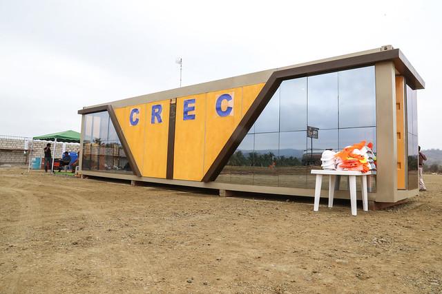 Visita y explicación técnica de la construcción de UE Siglo XXI (Jaramijó - Rocafuerte / Manabí)