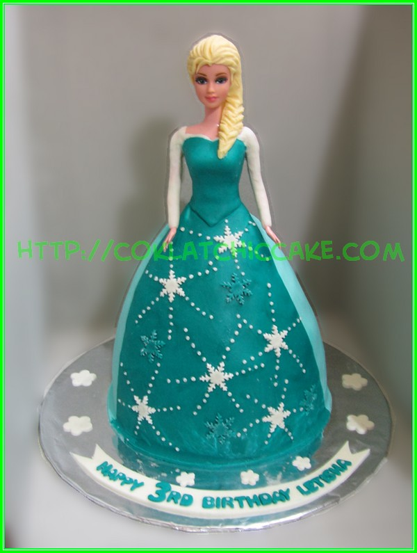 Cake disney frozen