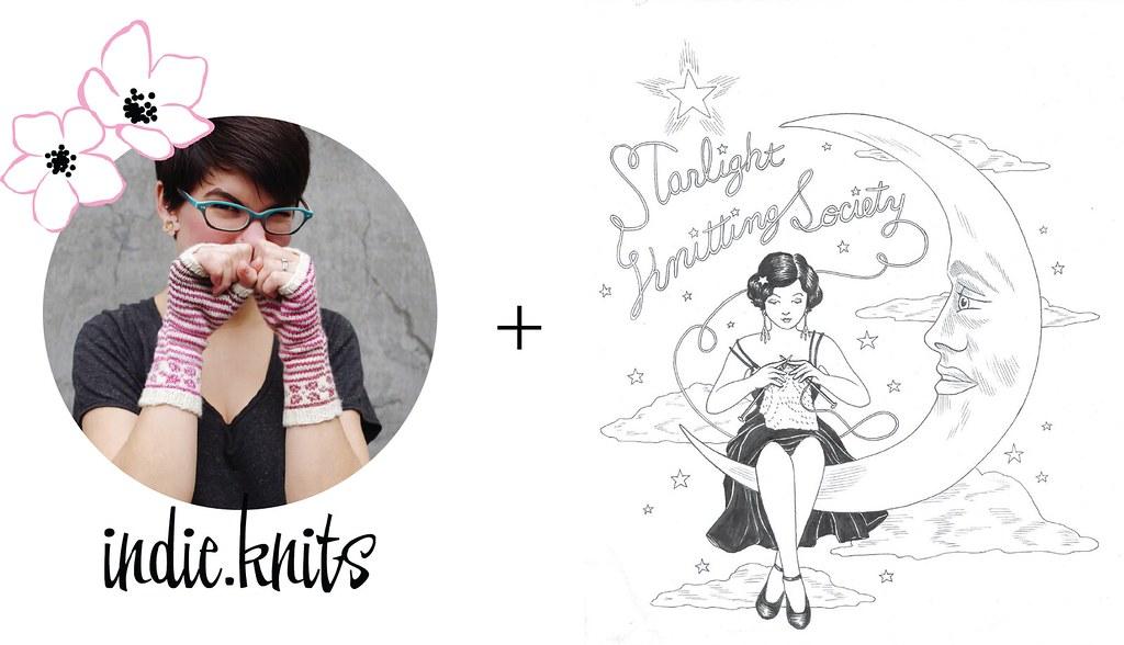 indie knits at starlight