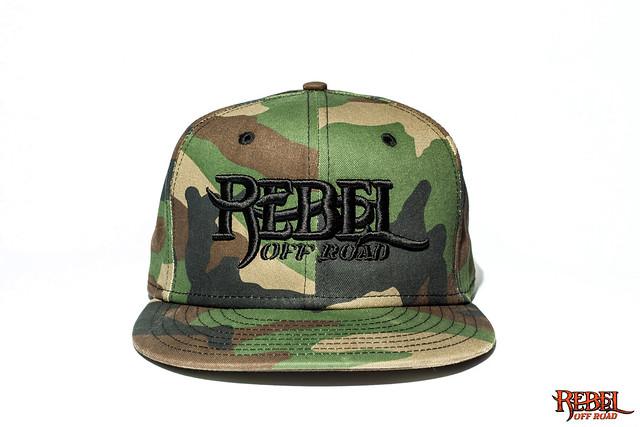 f4c55bb3 Rebels Deal of The Week 7/25 New Trail Leader Camp New Era Snapback Hat -  JKowners.com : Jeep Wrangler JK Forum