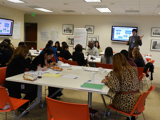 Asset Building Workshop at UWGLA, 1-31-13 004 | by UnitedWayLA