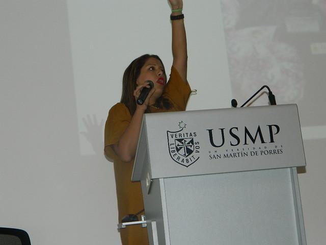 El área de Recursos Humanos realizó en mayo dos charlas sobre Vivir Saludable y Sentirse bien contigo misma.