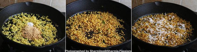 How to make Sundal Kozhukattai Recipe - Step4