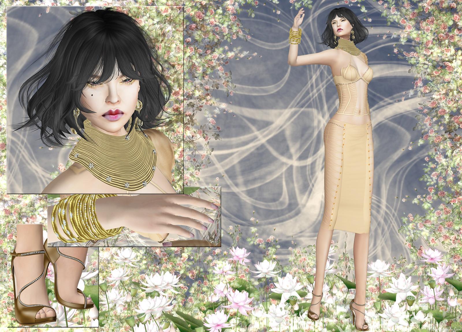 TIFFANY Designs - Gia Dress
