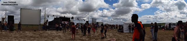 Echo System 15 ans de free party panoramique