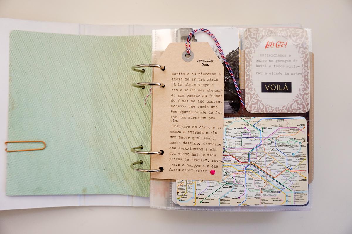 France Handbook Mini Album