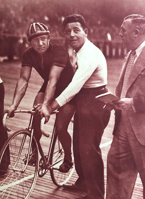 Jef Scherens August 1935 World Championships
