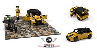 New Mini MkII John Cooper Works