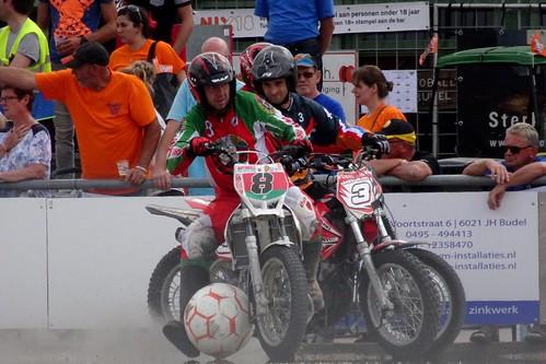 Netherlands 2:3 Belarus (1st round)