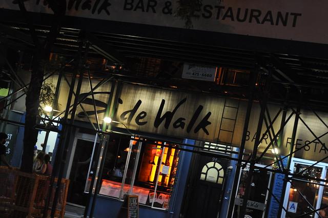 Sidewlak Café by Pirlouiiiit 09072016