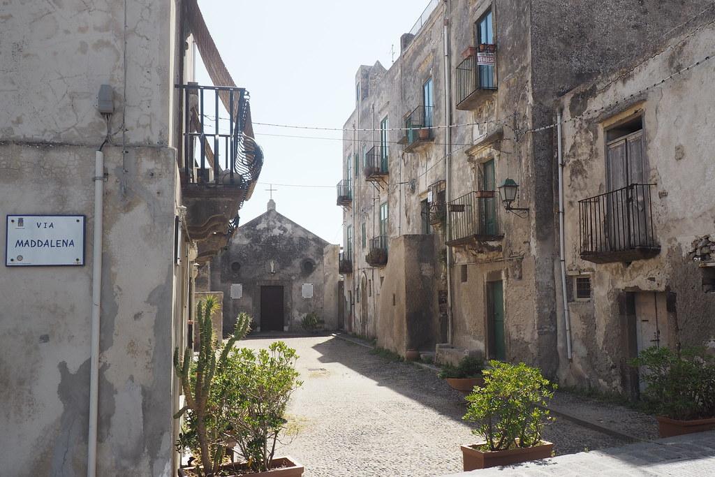 Visiting Lipari Sicily
