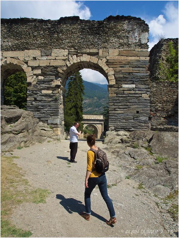 Excursion à la Sacra di San Michele 28762605370_948e742a40_b