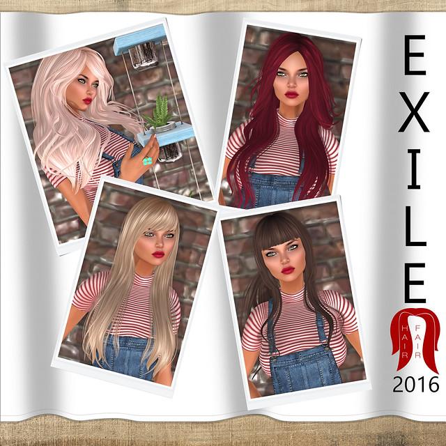 Exile Hair Fair 2016