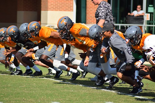 Tennessee practice 9.20