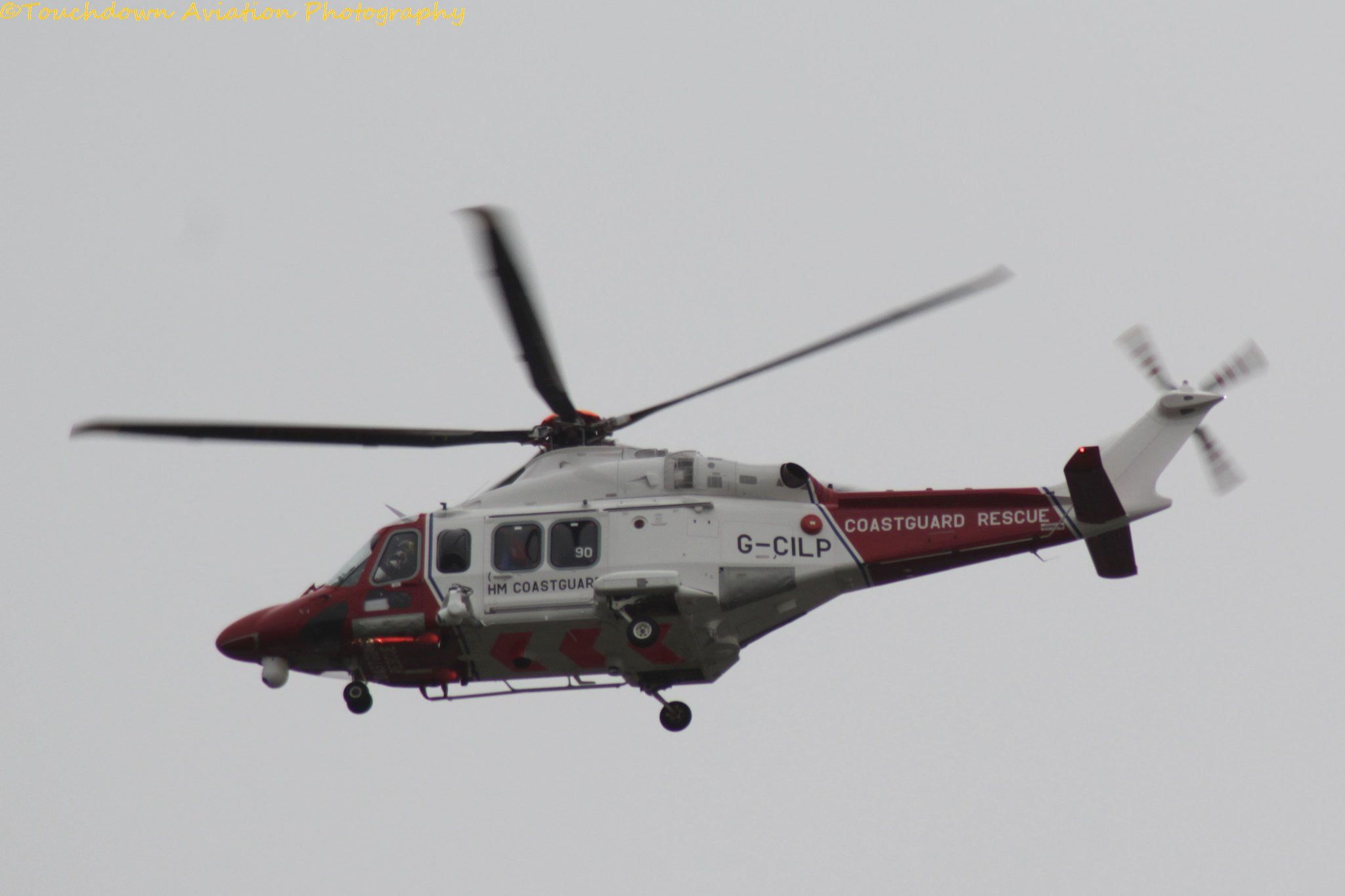 UK SAR AgustaWestland AW139 G-CILP 28SEP16