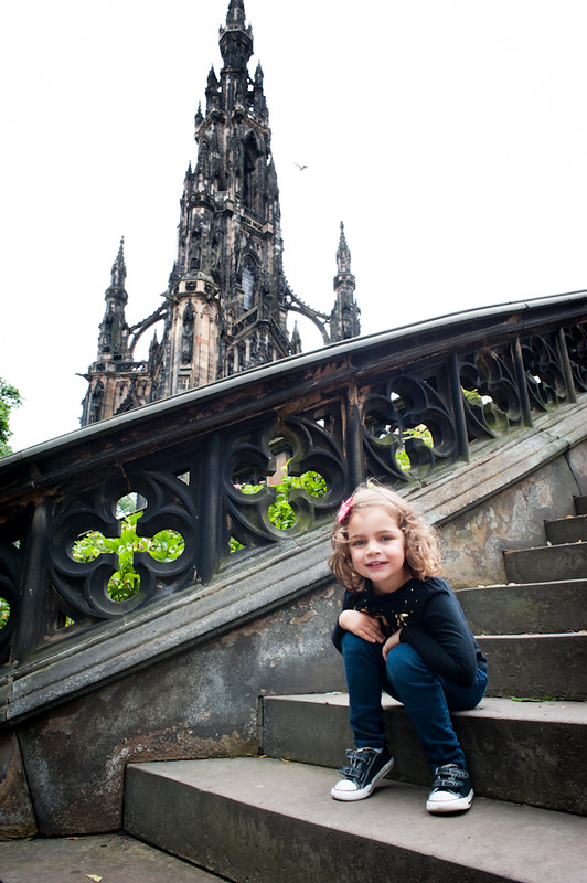 Edinburgh with a toddler www.brooklynlimestone.com