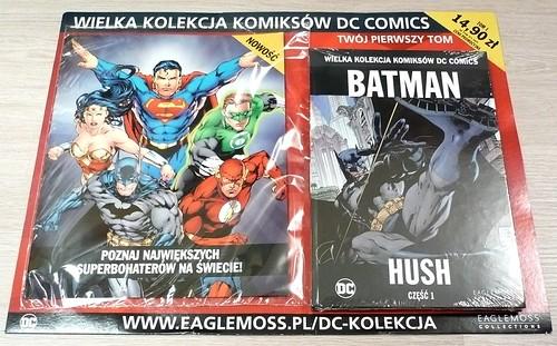 Wileka Kolekcja Komiksow DC Comics Tom 1 Hush 01