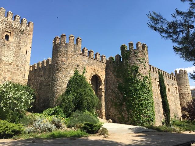 Castillo de San Servando en Toledo