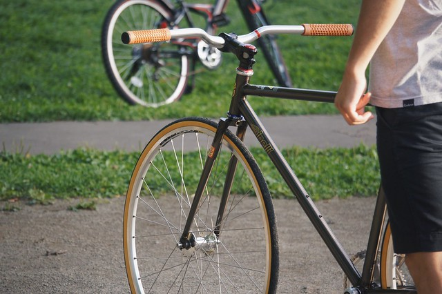 cinelli × mash work frame