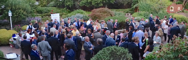 Welcome Back Networking Reception 2016