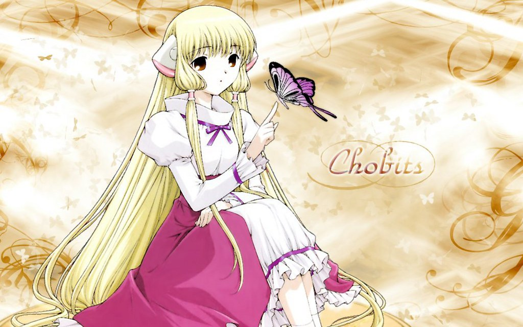 Chobits (5)