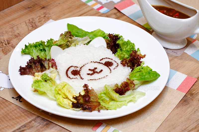 Alpacasso Cafe Curry Island Japanese Curry Rice