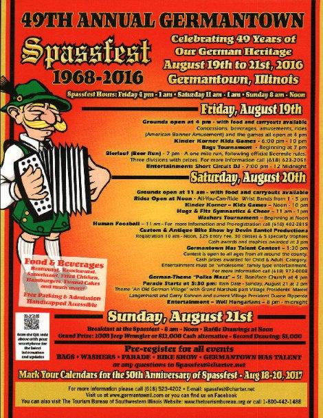 Spassfest 8-19-16