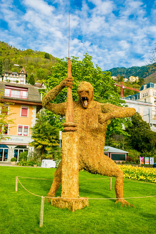 Things to do in Montreux, Switzerland