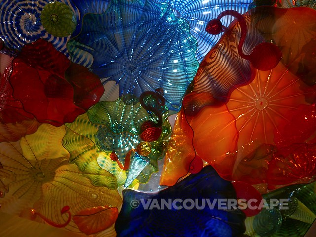Dale Chihuly exhibit at ROM