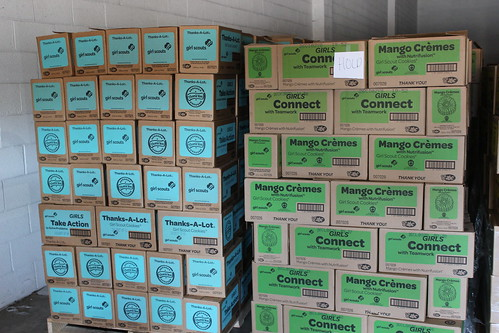 Cookie Share Donations 2013 2 | by GS Kansas Heartland