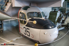 MM148295 41-35 - 724 - Italian Air Force - Grumman S-2F Tracker - Italian Air Force Museum Vigna di Valle, Italy - 160614 - Steven Gray - IMG_0598_HDR